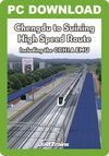 Chengdu to Suining High Speed Route