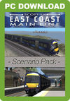 Cross City Trains Scottish East Coast Mainline Scenario Pack