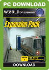 New York Subway Simulator Expansion Pack
