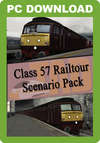 Trains & Drivers Class 57 Rail Tour Scenario Pack