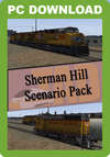 Trains & Drivers Sherman Hill Scenario Pack